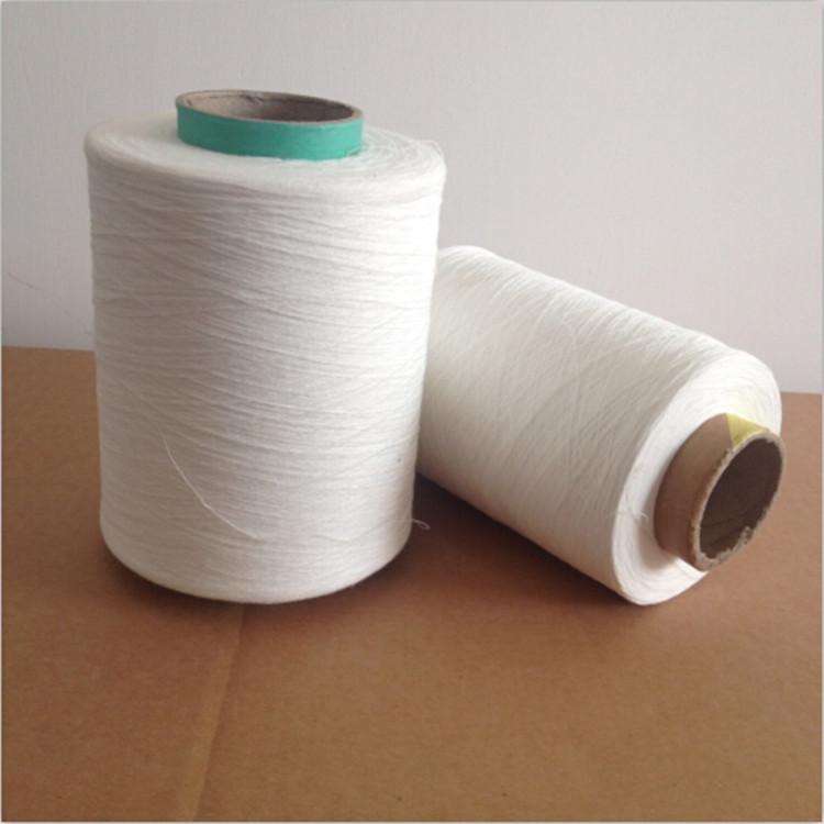 仿大化涤纶纱/气流纺涤纶纱 仿大化涤纶纱/气流纺涤纶纱10支