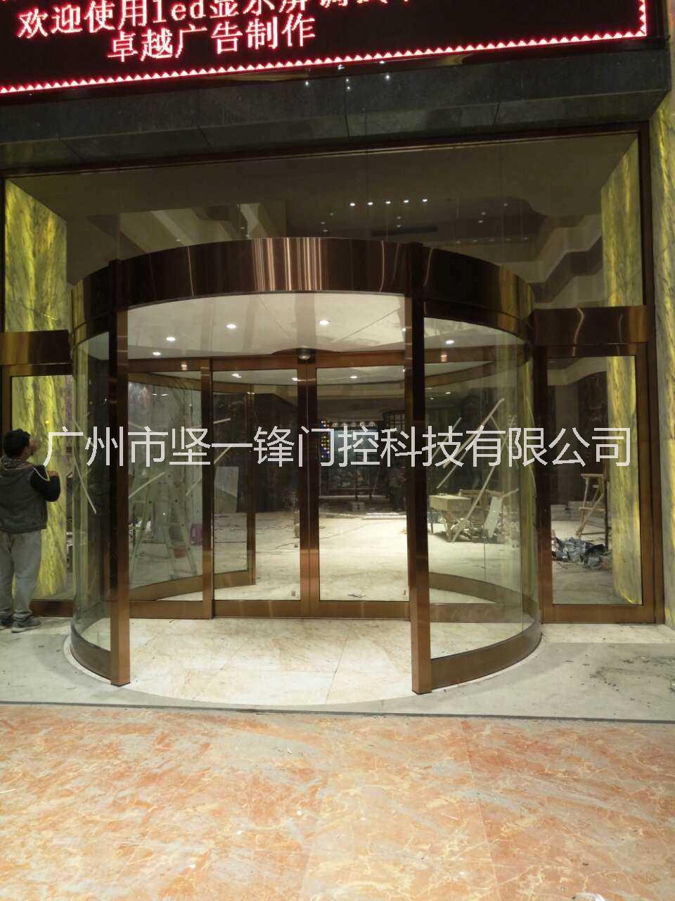 自动感应门价格、按照、定制【广州市坚一锋门控科技有限公司】