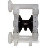 铿锢厂家供应QBK-50气动隔膜泵 工程塑料隔膜泵