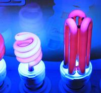 【厂家直销】供应紫外线诱虫节能灯 U形紫光灯3U黑光灯 消毒灯 诱虫灯