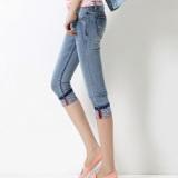 新塘牛仔裤OEM贴牌加工厂,银创服饰让您美到没朋友