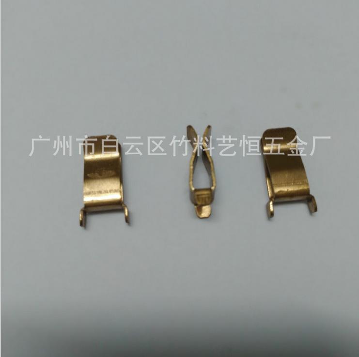 定制款锡磷青铜弹片.锡磷青铜插座弹片.磷铜插座弹片 插座弹片定制