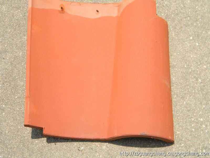 红s瓦厂家价格/别墅西班牙瓦s瓦价格18626077338 紫砂红s瓦厂家价格