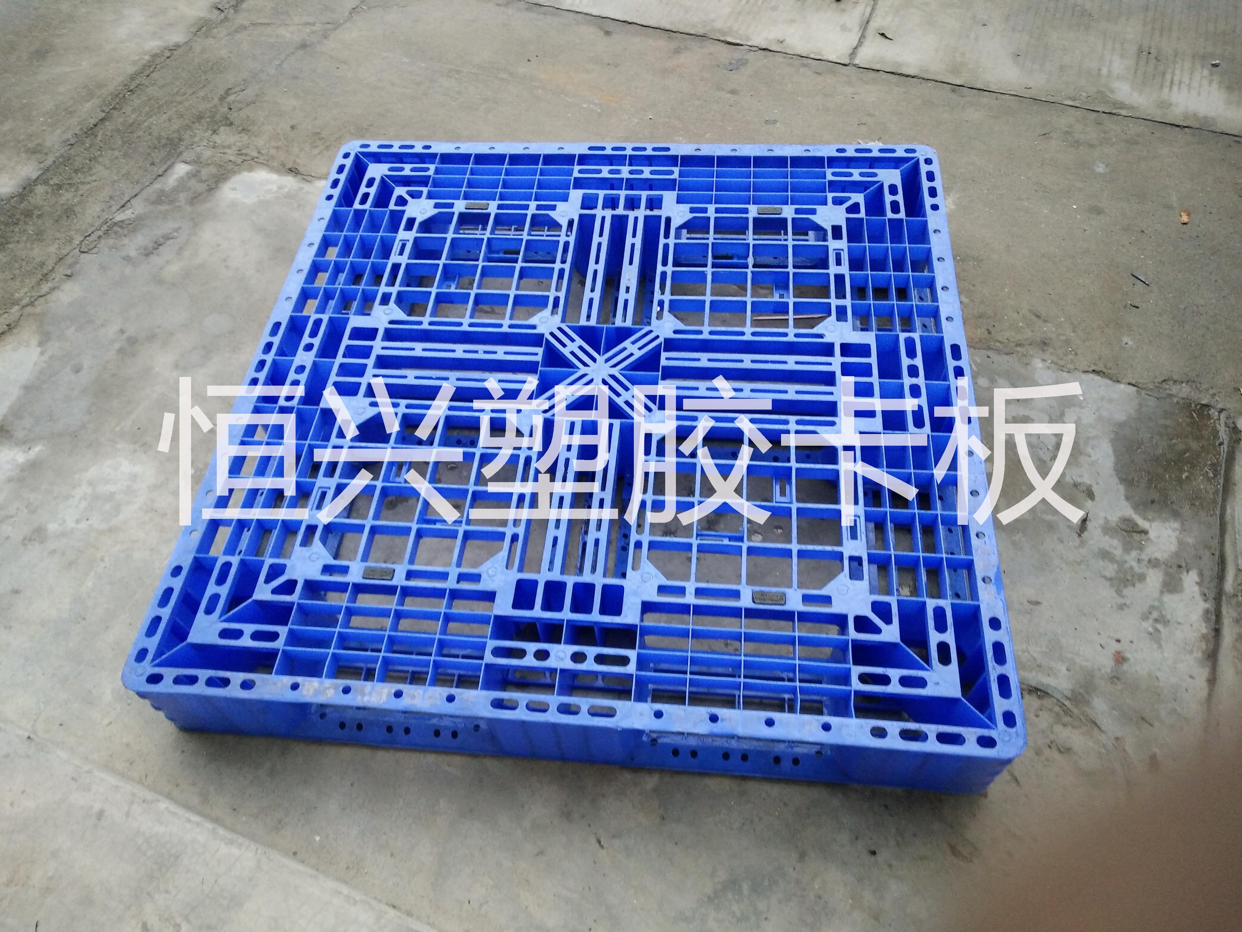 供应高明中空板中空板垫板中空板塑料板回收箱折叠周转箱