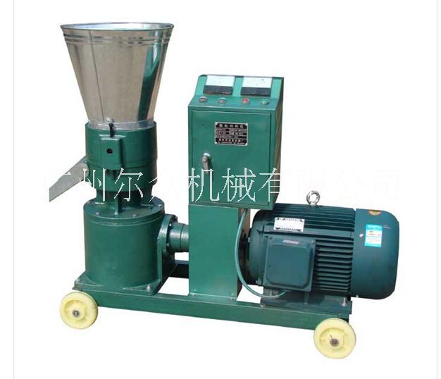 KL-200平磨颗粒饲料机广州水产颗粒饲料机