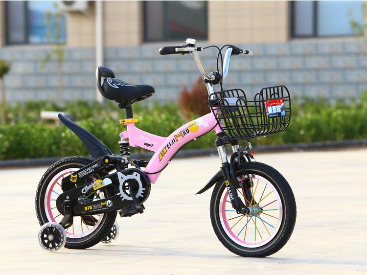 厂家直销批发儿童自行车