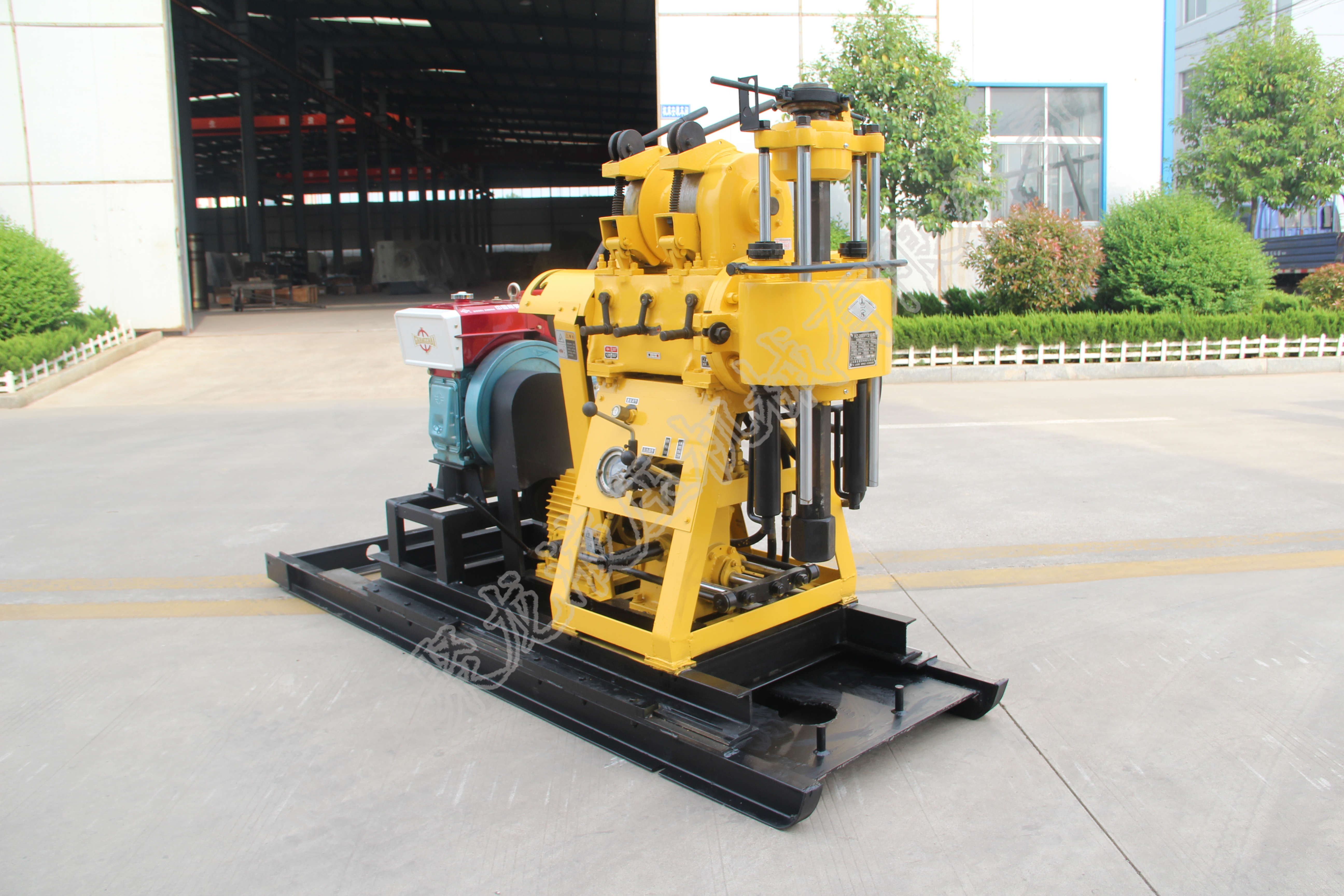 HZ-180YY 岩土勘察钻机