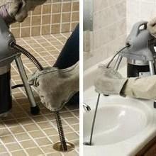 娄底机械疏通厕所管道低价通下水道