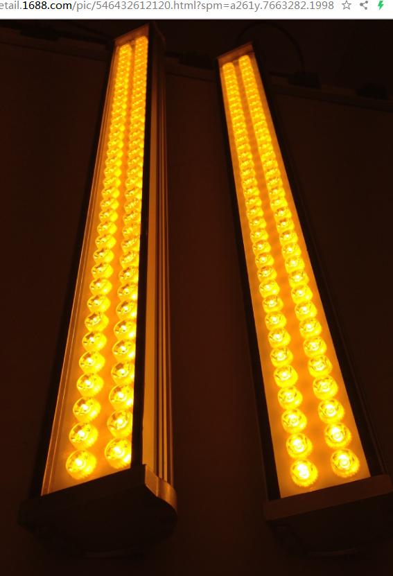LED洗墙灯厂家LED洗墙灯批发投光灯线条灯