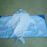 厂家直销定制儿童卡通浴巾,动物浴巾,沙滩儿童浴巾等