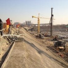 北京专业软地基处理地基基础打桩基坑支护施工图片