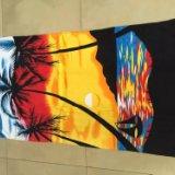 厂家直销沙滩巾,纯棉印花巾