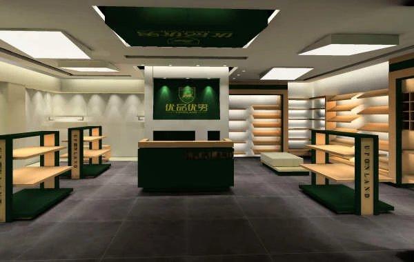 阆中服装展示展柜厂家批发价格 服装展柜