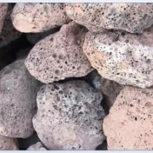火山石颗粒 磨脚火山石 1-3m
