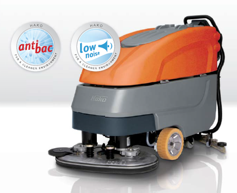 哈高B7090120手推式洗地机 德国B7090120手推式洗地机