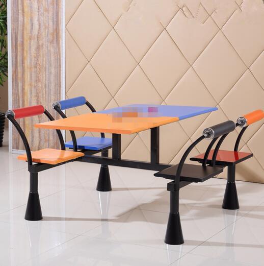 天津板式食堂餐桌椅 天津曲木食堂餐桌椅 天津玻璃钢食堂餐桌椅