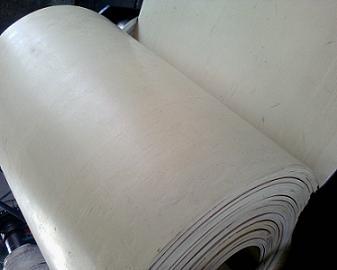 青岛白色橡胶输送带销售