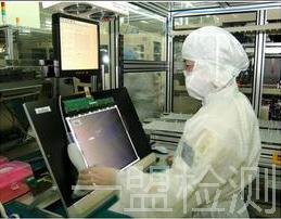 液晶屏偏光片检测 Sorting