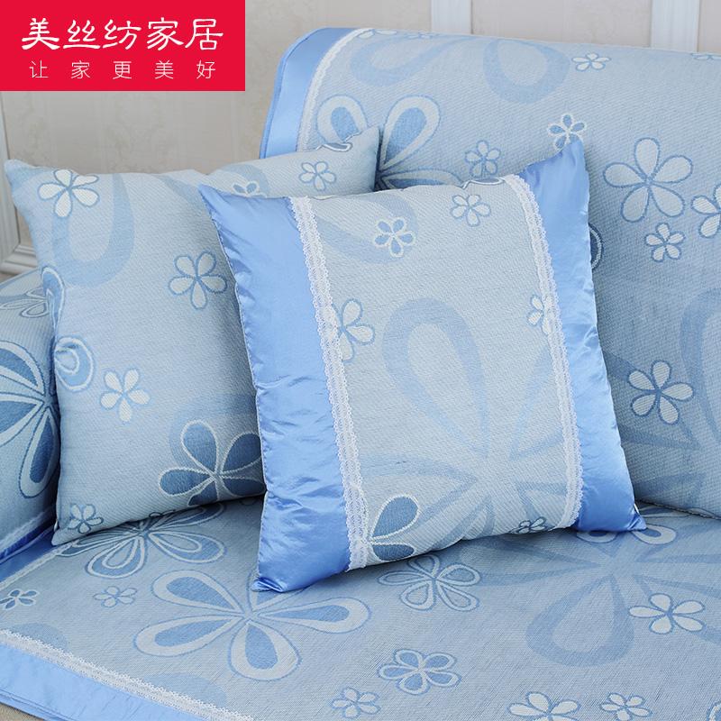 夏季沙发垫   冰丝沙发垫    凉席沙发坐垫