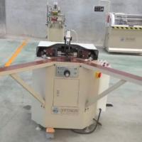 铝型材液压单头组角机价格厂家