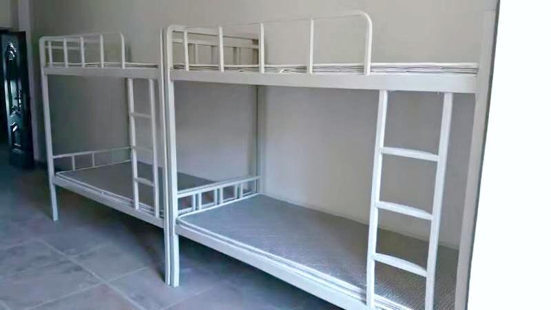 办公家具学生双层上下铺铁床 员工图片/办公家具学生双层上下铺铁床 员工样板图 (1)
