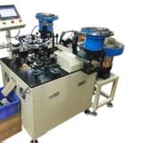 双轴磁芯组装包胶机