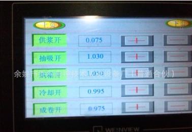 衬布双点涂层机控制系统 电气控制柜 PLC控制柜 成套控制系统