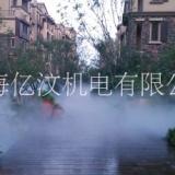 上海亿汶景观喷雾设备加湿器,让你瞬间穿越人间仙境!