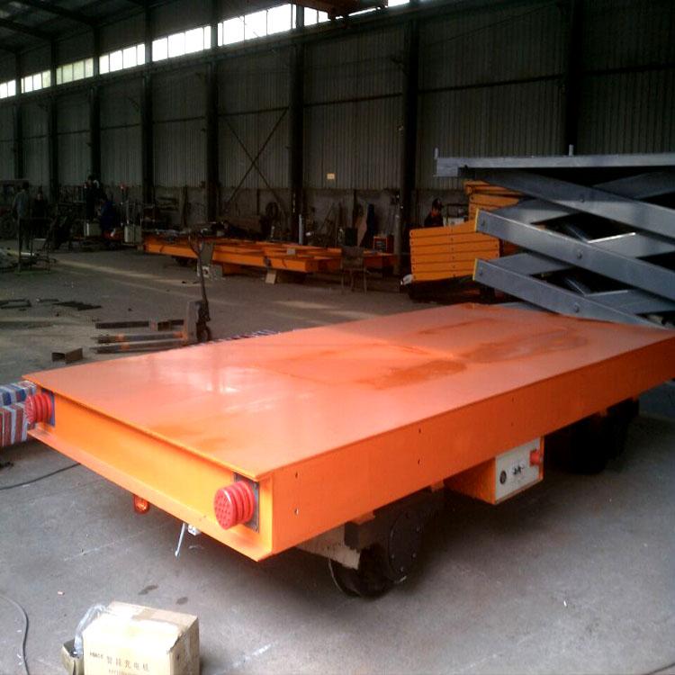 直销定制20吨KPX蓄电池地平车低压导轨蓄电池地平车仓库运输蓄电池地平车