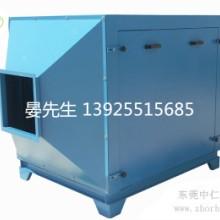 东莞活性炭吸附塔   专门治理含尘有机废气,首选中仁环保活性炭吸附装置