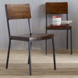 方木靠背吧椅酒吧咖啡厅方形高脚酒 方木靠背吧椅酒吧咖啡厅方形高脚椅