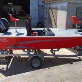 铝合金路亚艇 新型单人路亚艇 非自制泡沫路亚船 5.5米美式路亚艇