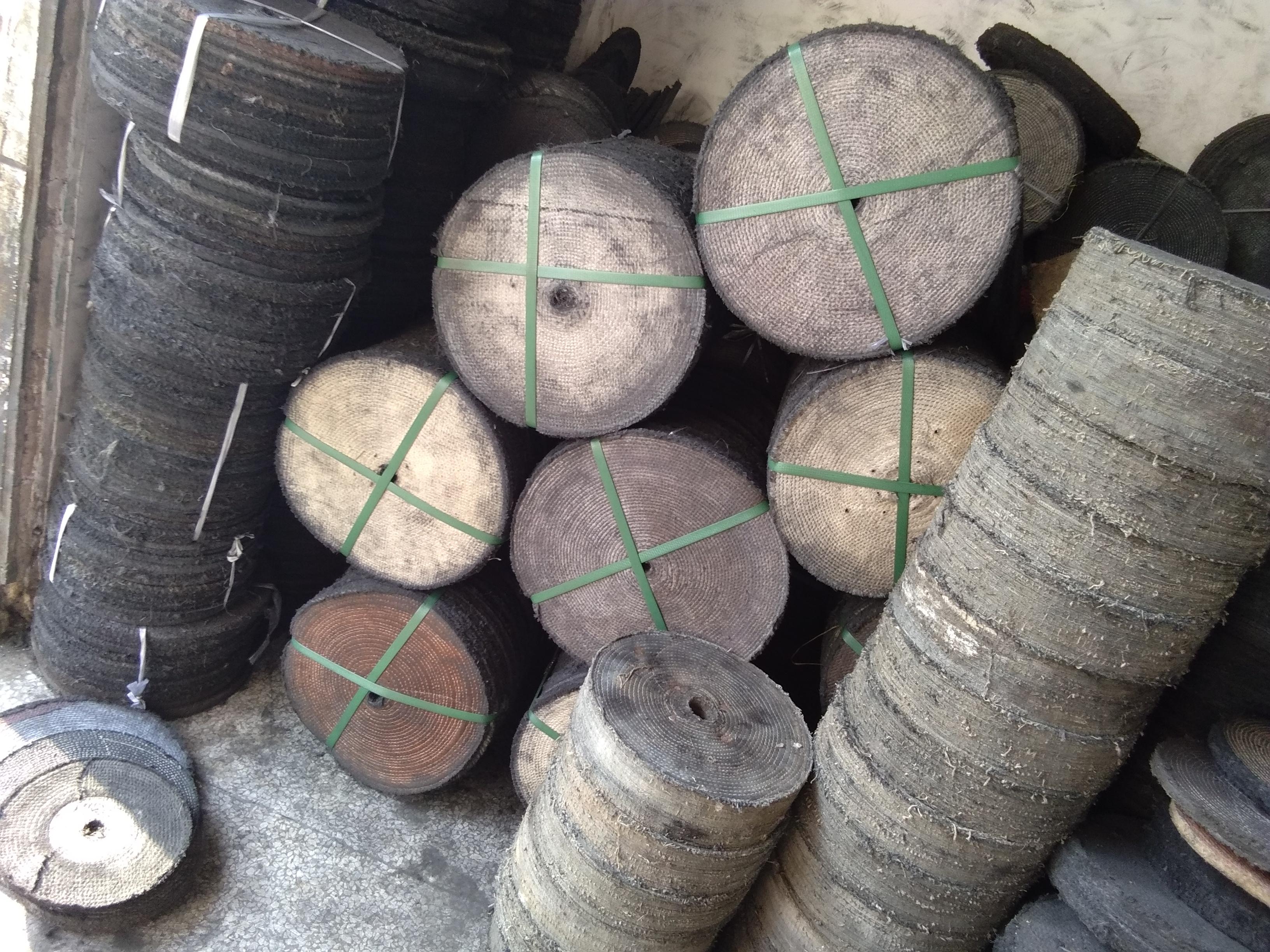 东莞回收二手旧抛光材料,二手麻轮,尼龙轮,线轮,风轮,布轮,狗仔轮,草轮,胶砂轮