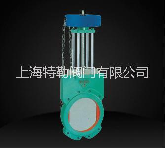 供应上海ZL73X链轮传动浆液阀