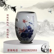 艺然陶瓷供应NIC托玛琳电气石养生瓮708岩宝能量缸图片