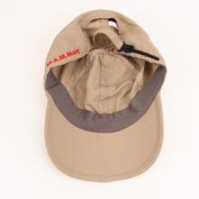 轻薄帽子定做户外可折叠鸭舌速干遮阳钓鱼帽防水运动鸭舌棒球帽可折叠鸭舌帽批发