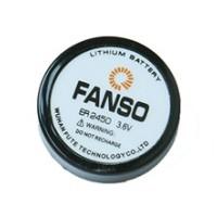 厂家直供锂亚胎压监测 ER2450 扣式锂电池