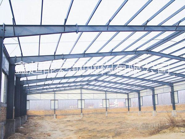 内蒙古彩钢钢结构厂家 彩钢钢结构价格 鑫超能彩钢钢构 内蒙古彩钢钢结构生产厂家