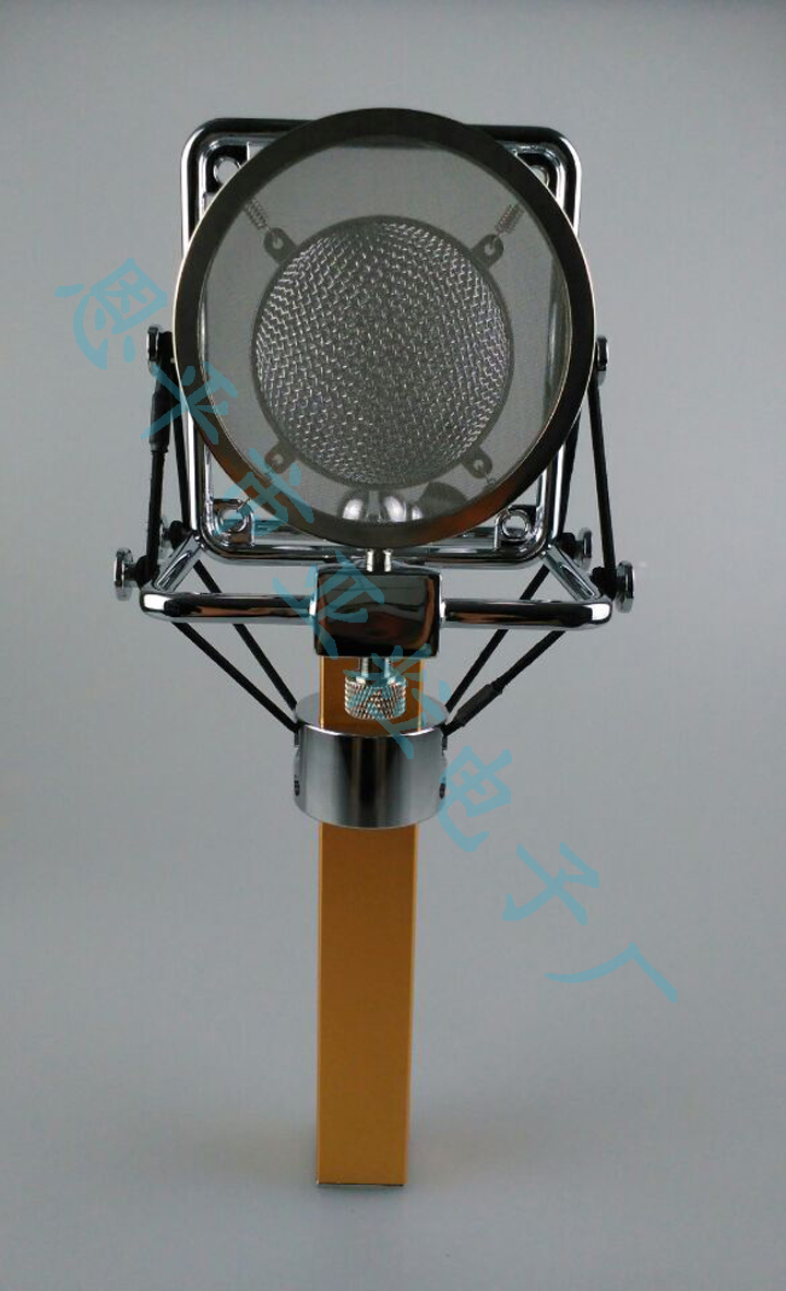供应中振膜麦克风/红晴蜓有线麦克风/电容麦克风