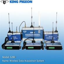 S280无线数据采集短信报警系4G无线数据采集远程温湿度采集温湿度报警器智能数据监控系统GSM报警器批发