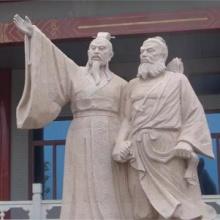 河北曲阳石雕  加工制作传统人物石雕雕塑 现代伟人像雕塑图片