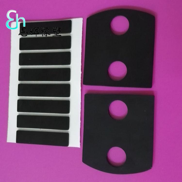 透明硅胶垫片 环保自粘硅胶垫 防震硅胶脚垫 3m硅胶垫生产厂家