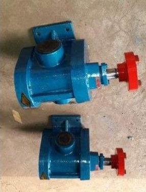2cy齿轮泵工作原理