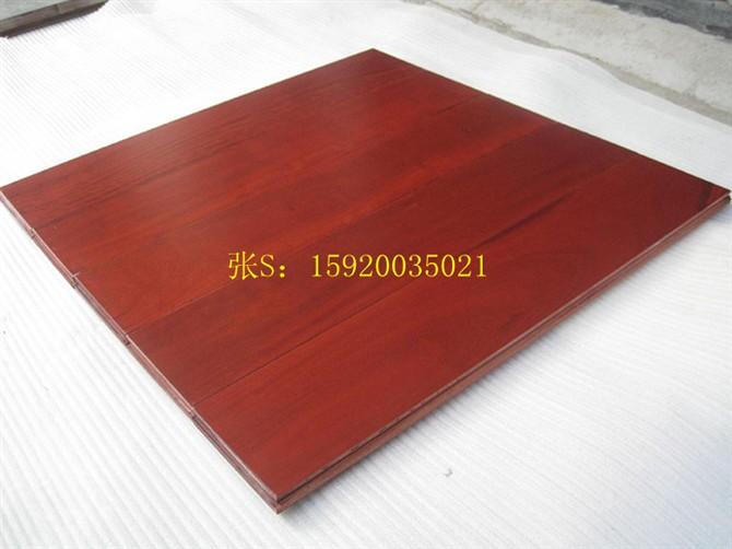 深圳柚木实木地板 柚木地板