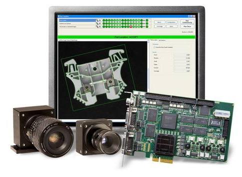 雷伯恩CCD相机 basler相机 CCD工业相机 机器视觉 机器视觉软件开发视觉传感器