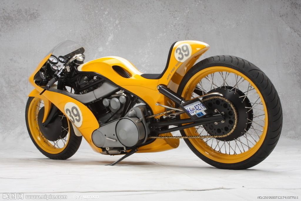 本田越野摩托车 Honda  CRF