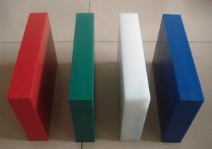供应白色PE板/聚乙烯板材生产厂家