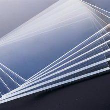 厂家直销透明pc板 实心耐力板 防静电阳光pc塑胶板 阳光PC板图片