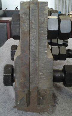 钢丝绳接头夹具