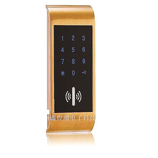 供应锌合金电子智能酒店锁 豪华酒店锁 锌合金电子智能酒店锁898FH